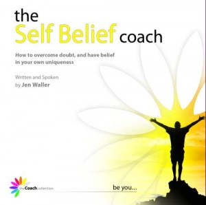 Self Belief Coach CD cover